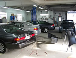 Auto Body Shop in Glendale
